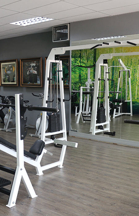 HalfwayHouse Hotel Gym - Kimberley